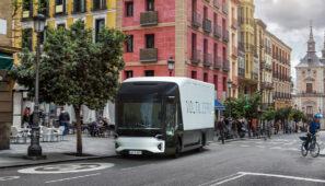 El camión eléctrico Volta Zero llega a Madrid y Barcelona
