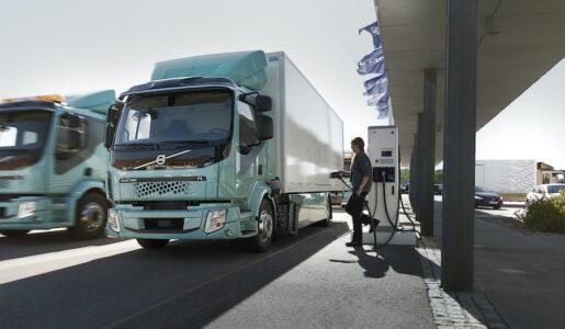 """Volvo Trucks """"ilusionado"""" con la electromovilidad"""