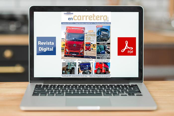 Revista Fenadismer enCarretera. Edición 113