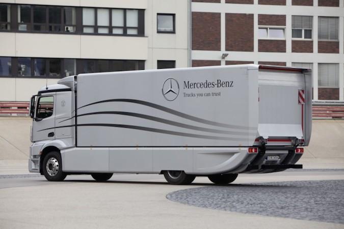 Más peso y más longitud en los camiones pero sin aumentar la capacidad de carga