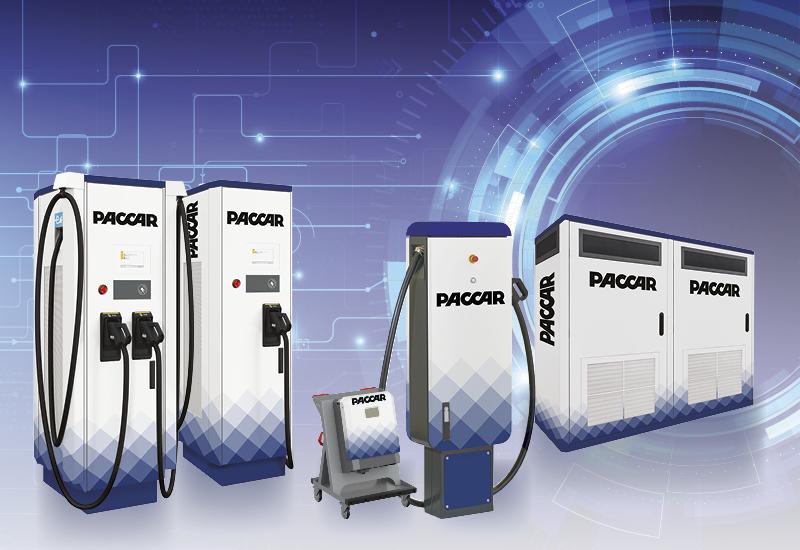 DAF pone a la venta cargadores para todo tipo de vehículos eléctricos