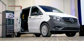 Mercedes-Benz Vans lanza la eVito con 350 km de autonomía