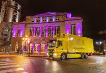 MAN entrega el primer eTGM a una empresa española para la distribución urbana de mercancías