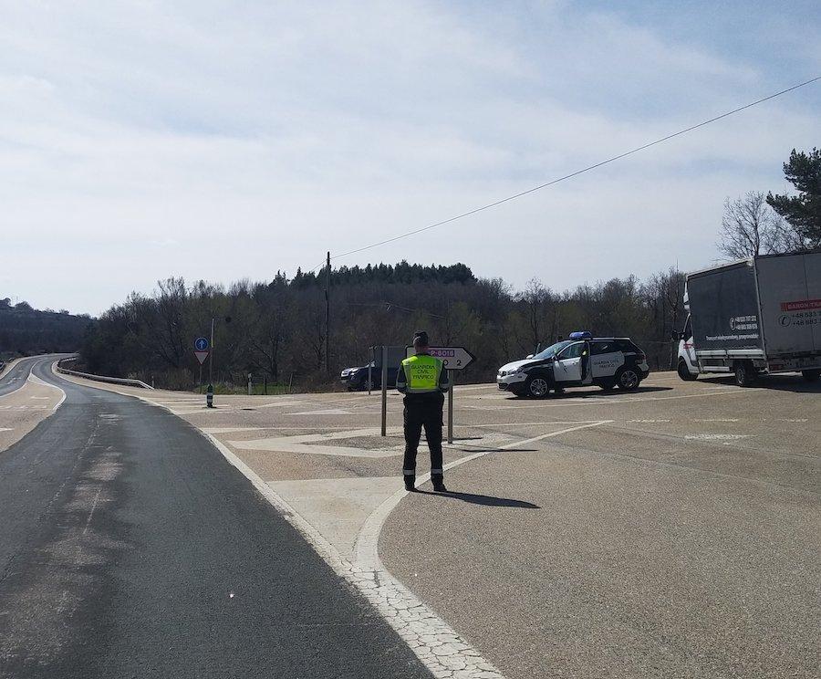 Cuatro investigados en Soria por manipulación del tacógrafo
