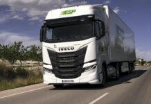 ESP Solutions incorpora 300 Iveco S-Way de gas natural