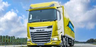 DAF XF nueva generación 2021