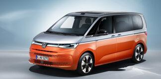 Nueva Volkwagen Multivan 2021