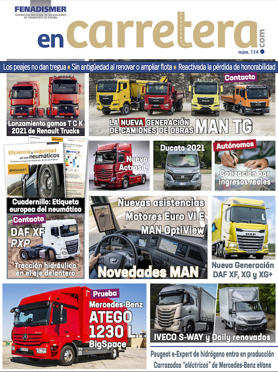 Revista Fenadismer enCarretera. Edición 114